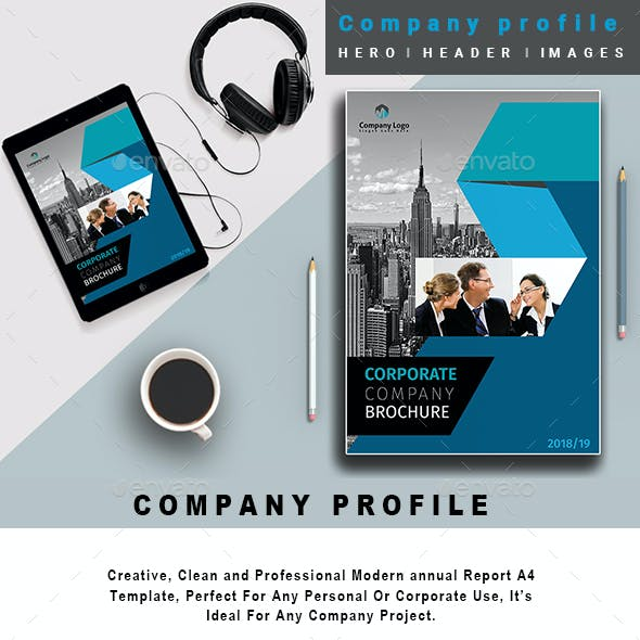 Corporate Multipurpose Company  Brochure #30