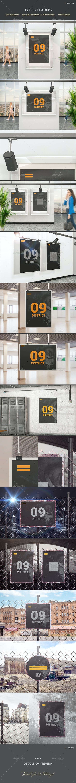 Poster Mockups - Posters Print