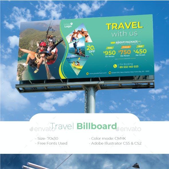 Travel Billboard