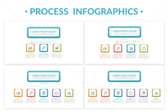 Process Infographics - Infographics
