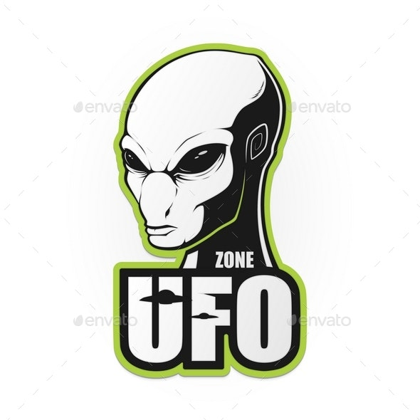 The Head of the Alien and the Zone of UFO - Miscellaneous Characters