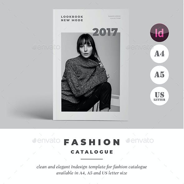 Fashion Catalogue