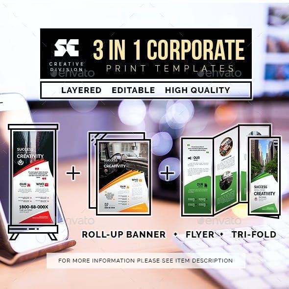 Corporate Bundle 3 In 1