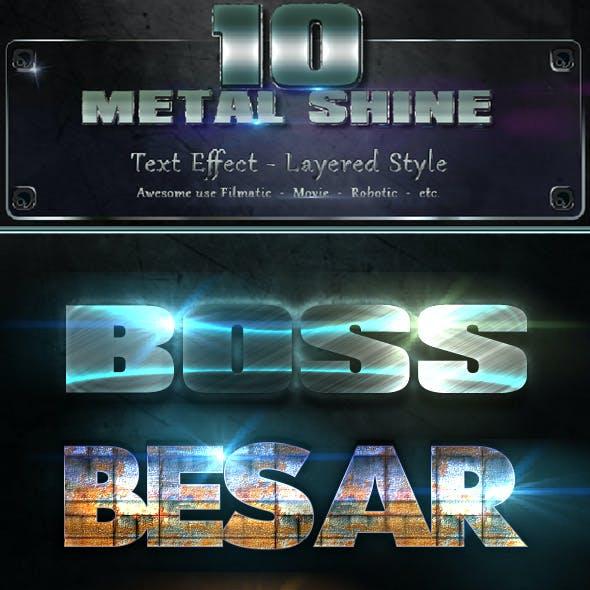 Metal Shiny v6
