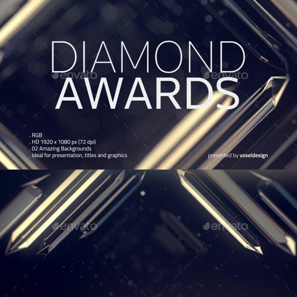 Diamond Awards Background Pack