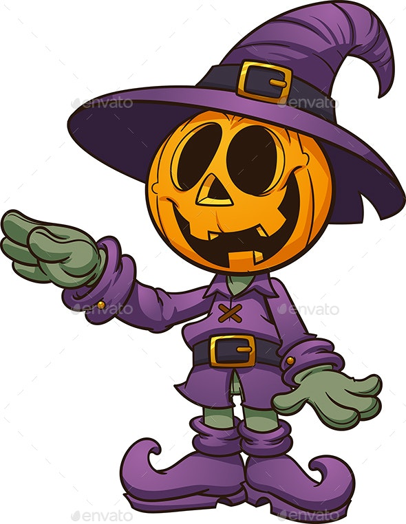 Halloween Character - Halloween Seasons/Holidays
