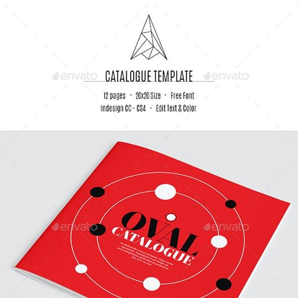 Oval Square Catalogue