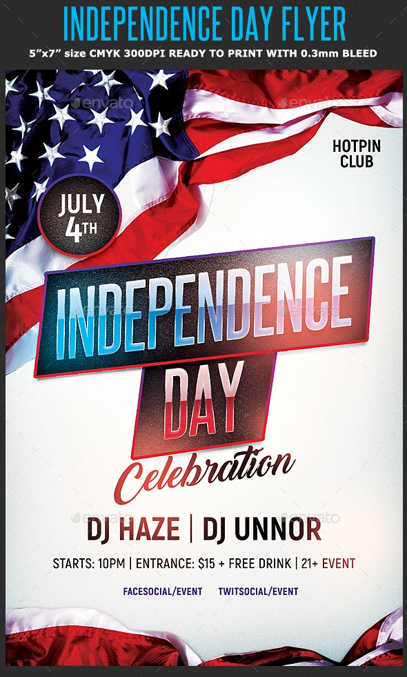 independence day flyer 4th of july flyers.html