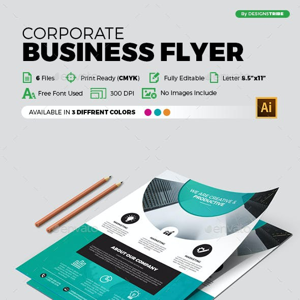 Flyer – Multipurpose 369