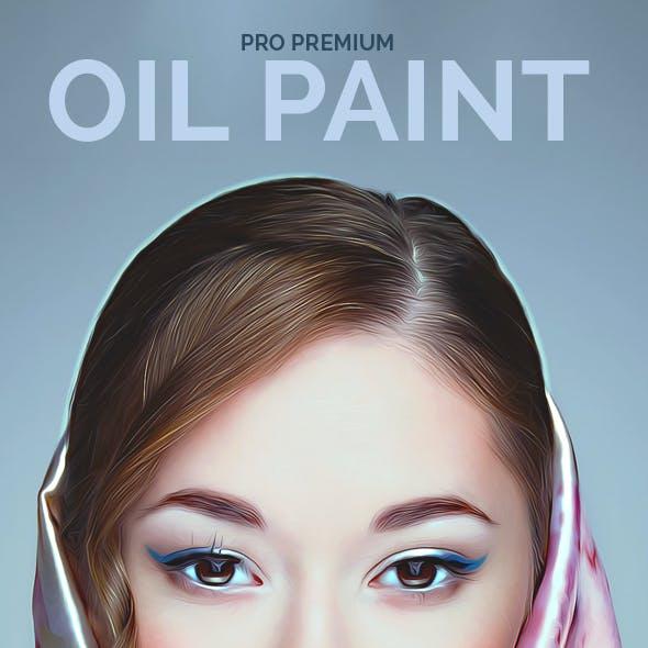 Pro Premium Oil Paint