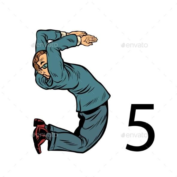 Number Five - Miscellaneous Vectors