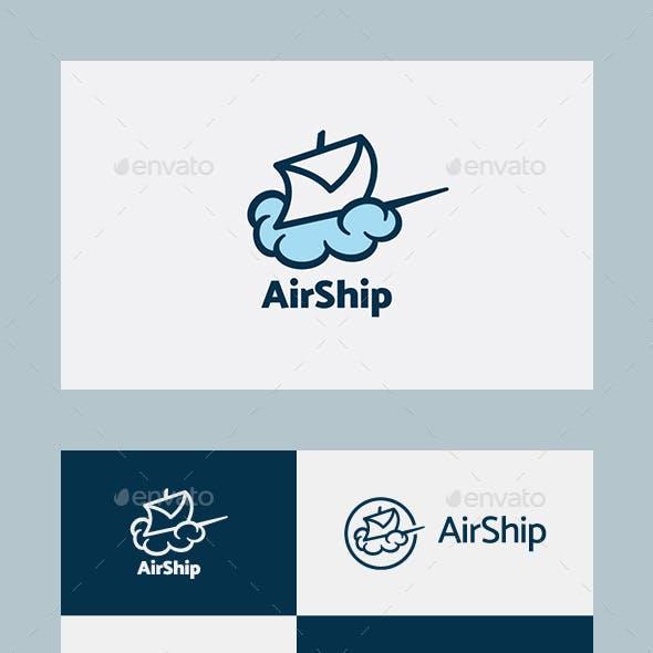 Mail Ship Logo