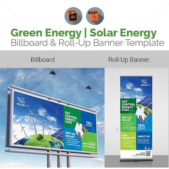 Green Energy Signage Bundle