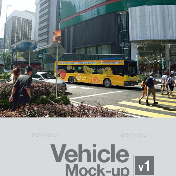 Vehicle Mock-up v1