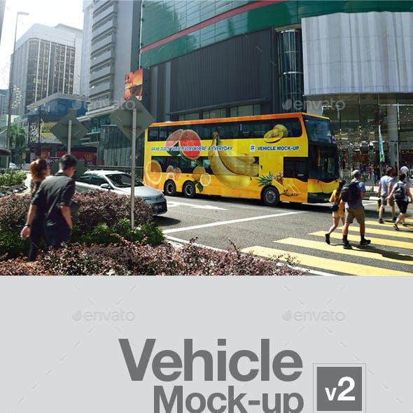 Vehicle Mock-up v2