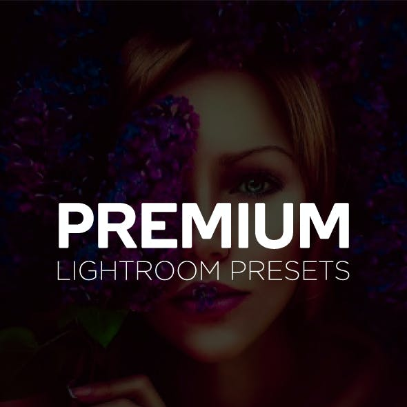 21 Premium Lightroom Presets