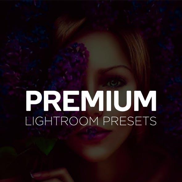 21 Premium Lightroom Presets