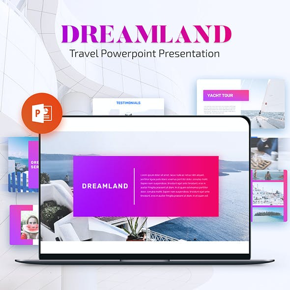 Dreamland - Travel Powerpoint Template
