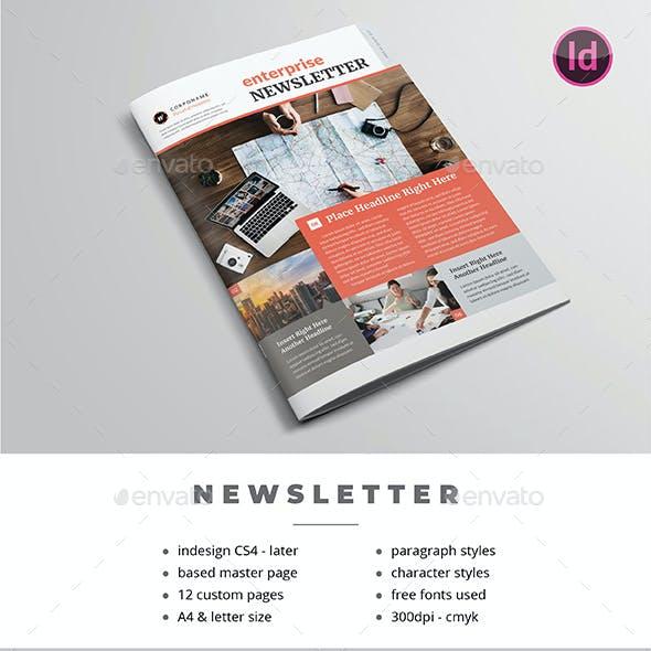 Multipurpose Newsletter v.05