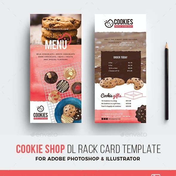 Cookie Shop DL Card