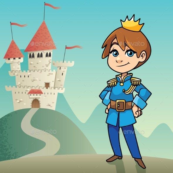 Prince Background