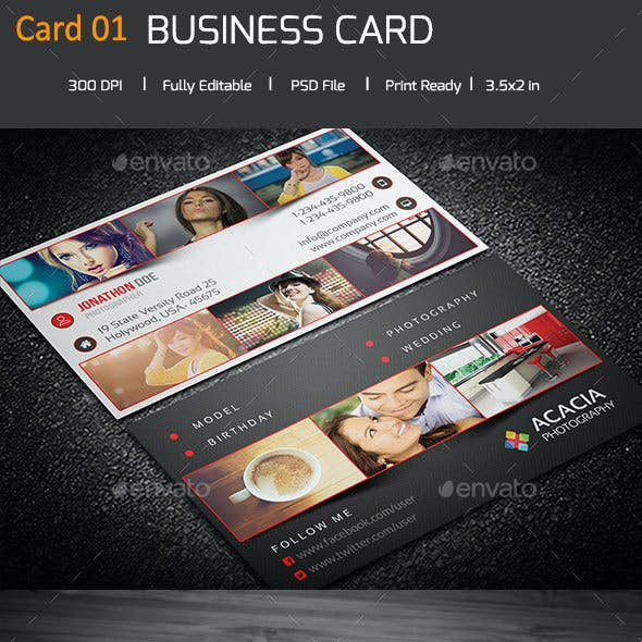 Business Cards Bundle 19