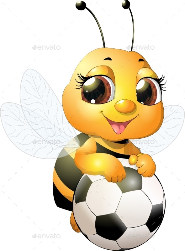 Bee - Animals Characters
