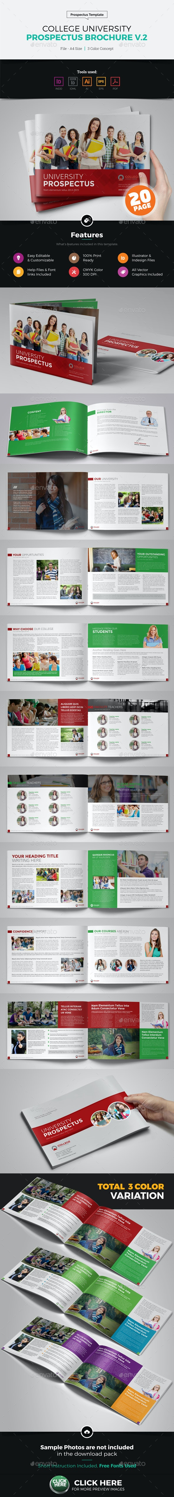 College University Prospectus Brochure v2 - Corporate Brochures