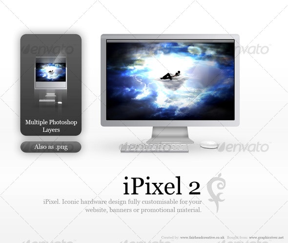 iPixel 2 - Objects Illustrations