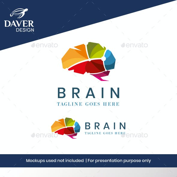 Brain Connection Logo
