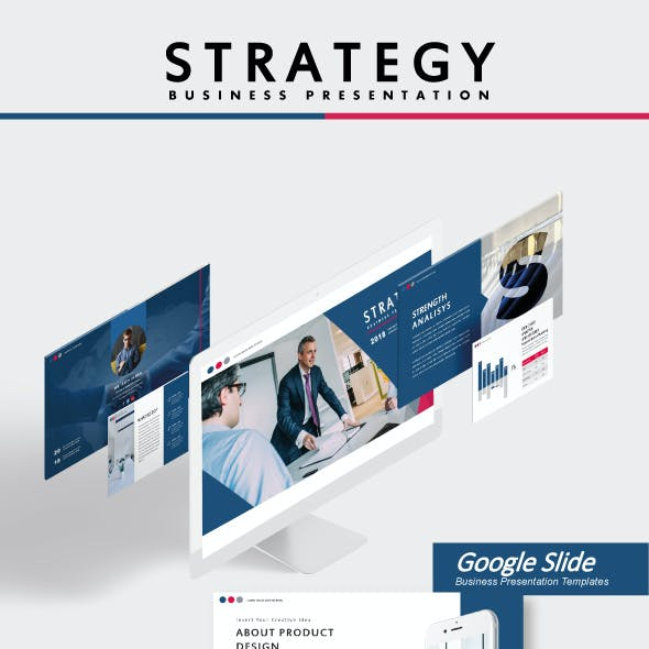 Strategy Business Google Slide Templates