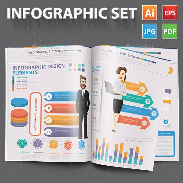 Easy Infographics by mamanamsai