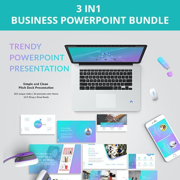 Business  PowerPoint  Bundle