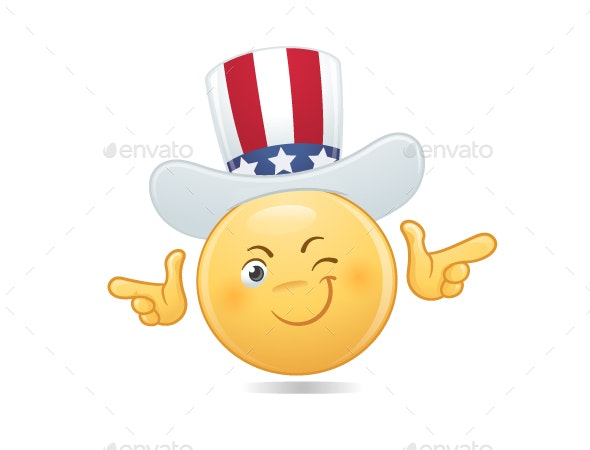 American Emoticon - Miscellaneous Characters