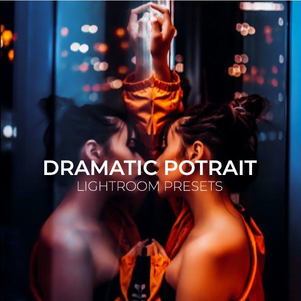 16 Pro Portrait Retouching Lightroom Presets