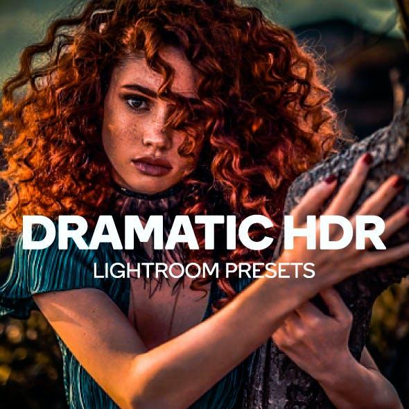 15 Pro HDR Lightroom Presets