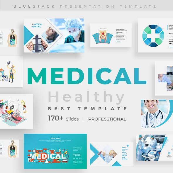 Medical - Health Care Powerpoint Template