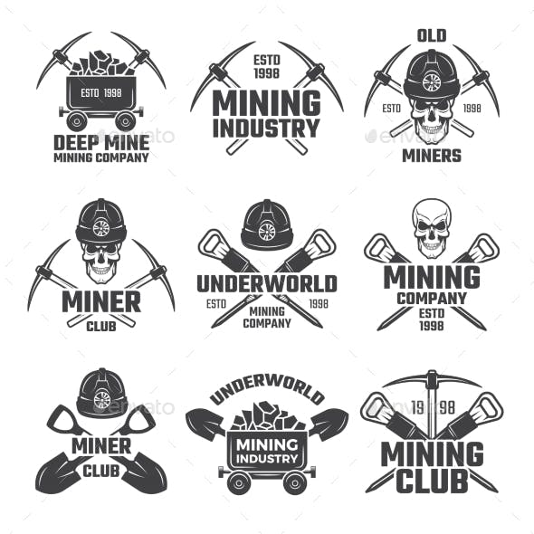 Industrial Gold and Various Mineral Mining