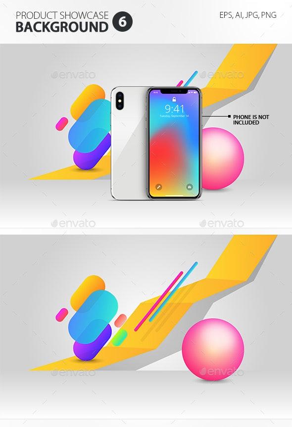 Product Showcase Background 6 - Backgrounds Graphics