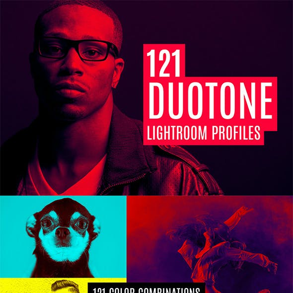 Duotone Lightroom Profiles