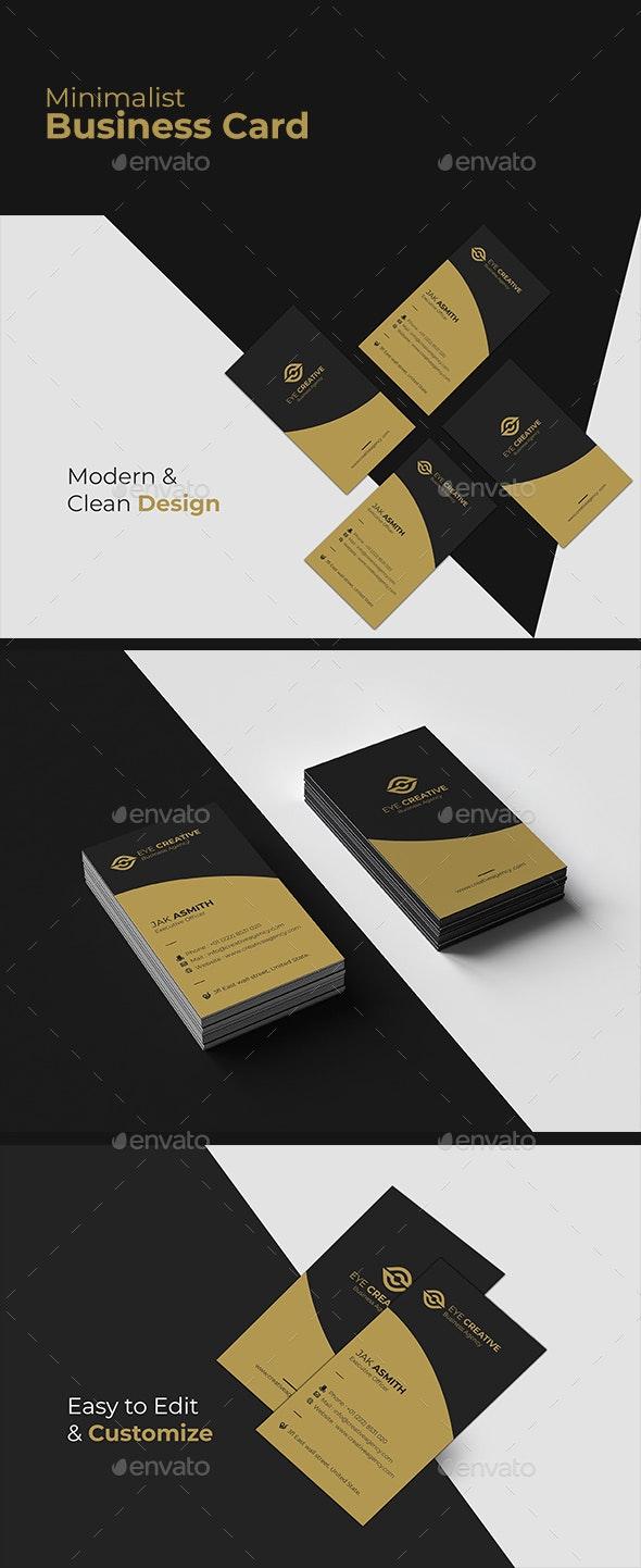 Modern Business Card - Business Cards Print Templates
