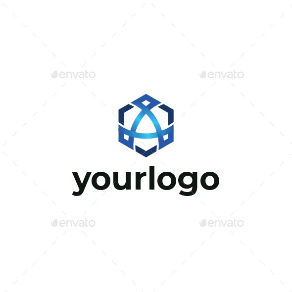 Connect Box Logo - Abstract Logo Templates