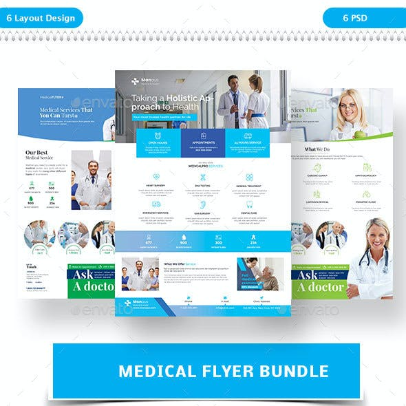 Medical Flyer Bundle