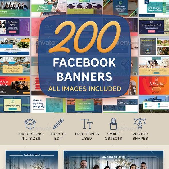 Facebook Banners Bundle
