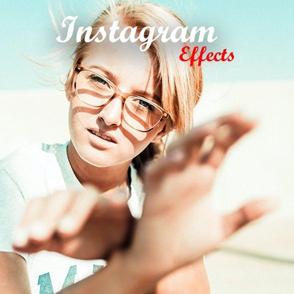 Instagram Filter - Lightroom Preset