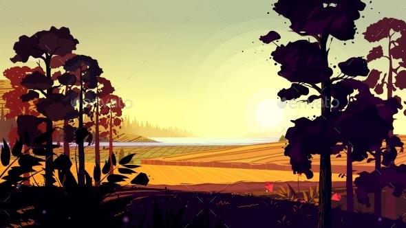 Natural Landscape - Landscapes Nature