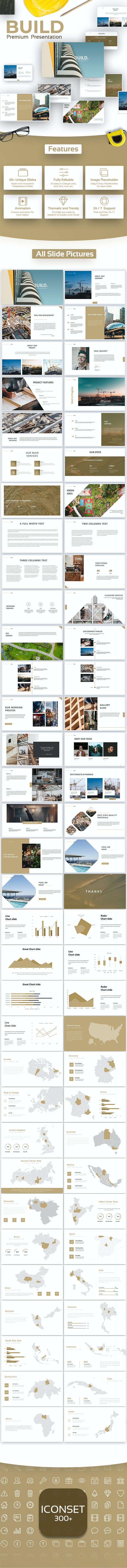 Build - Development Powerpoint Presentation - Business PowerPoint Templates