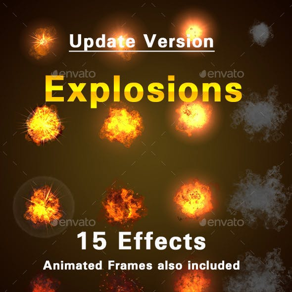 Explosions and Smoke Effects