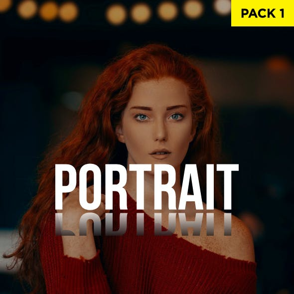 Pro Portrait Retouching Lightroom Presets