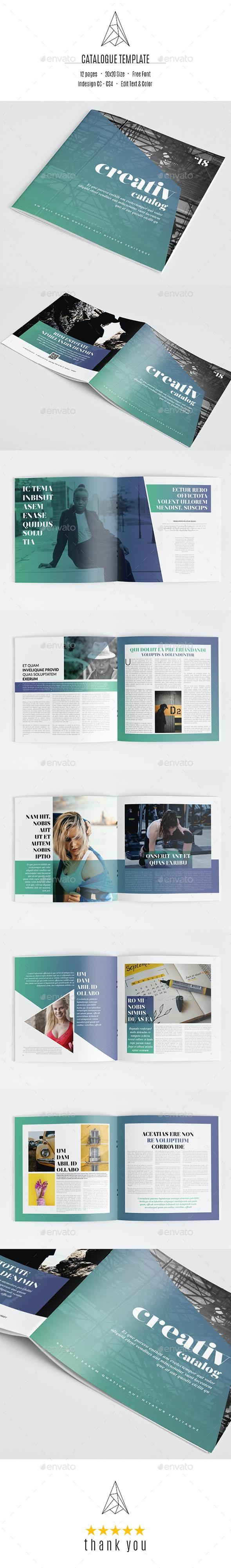 Creativ Catalogue - Catalogs Brochures